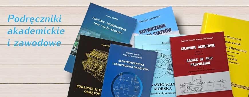 Księgarnia Morska - Podręczniki akademickie i zawodowe
