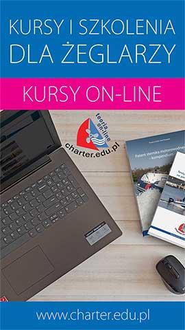 Kursy ON-LINE dla żeglarzy